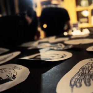 Flash Tattoos são a nova tendência nos eventos mais badalados 2